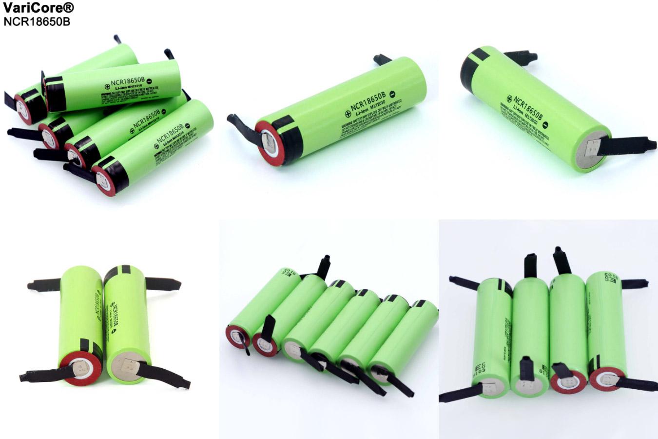 Емкостные аккумуляторные батарейки