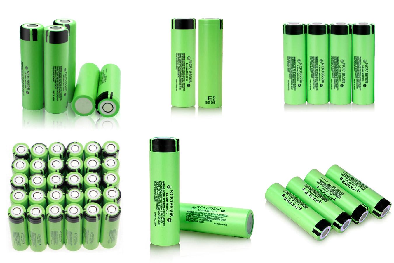 Объемная батарея аккумуляторного типа