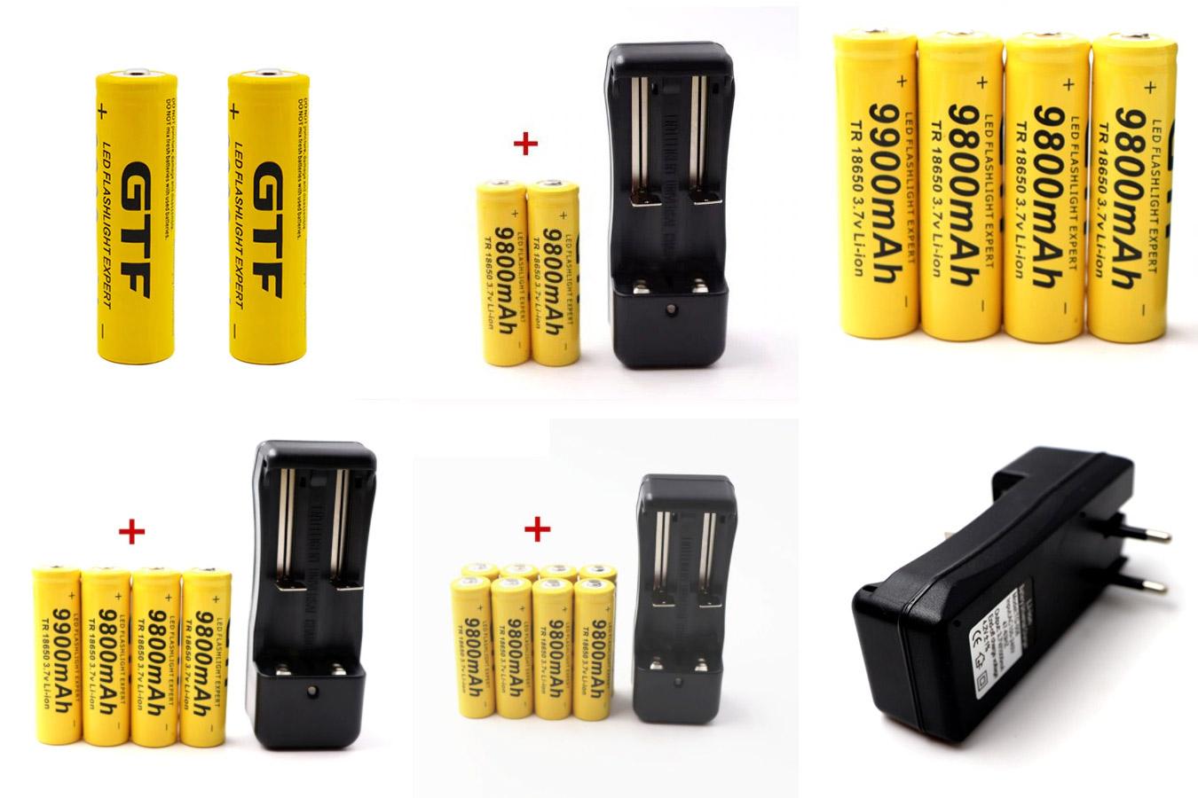 Перезаряжаемая объёмная батарея