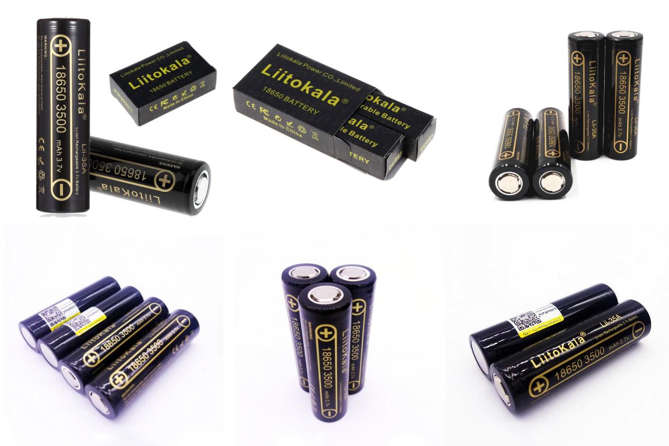 Оригинальный литий-ионный аккумулятор