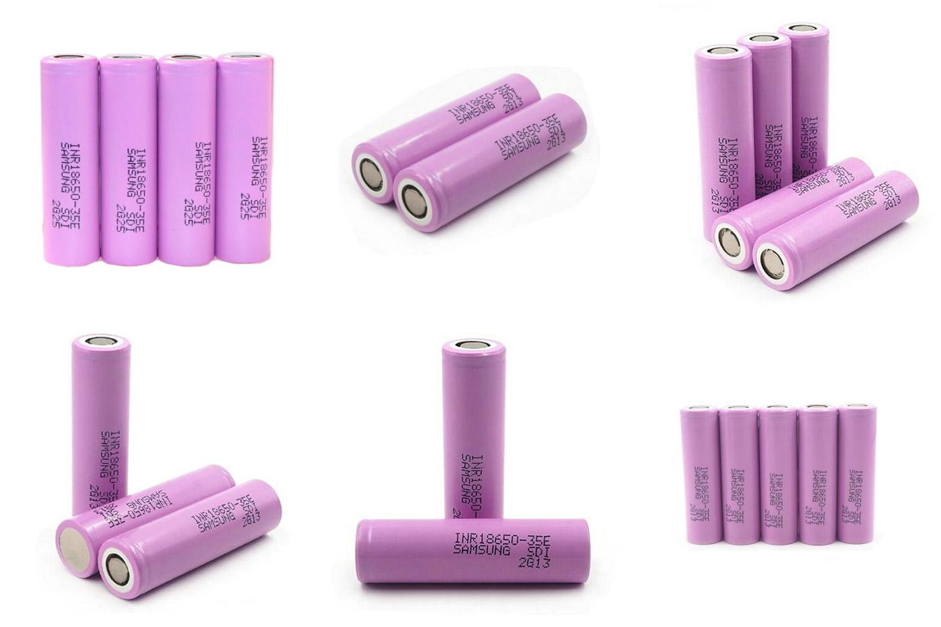 Качественные батареи Samsung