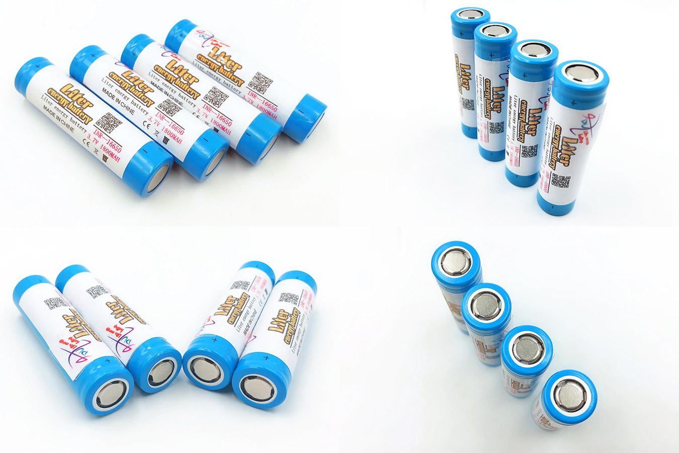 Оригинальные литровые батареи