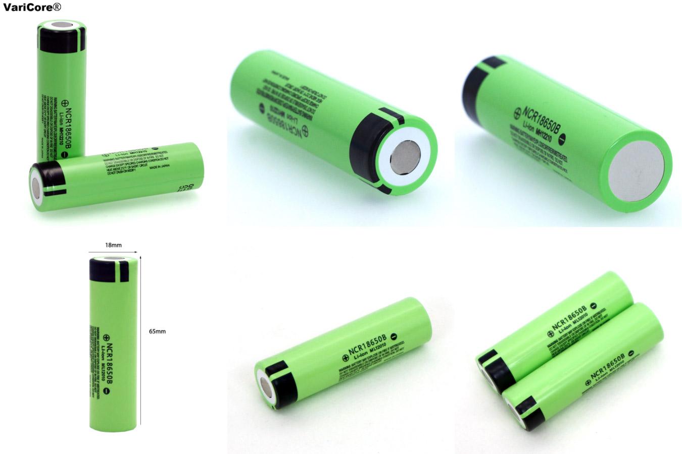 Лучший литий-ионный аккумулятор