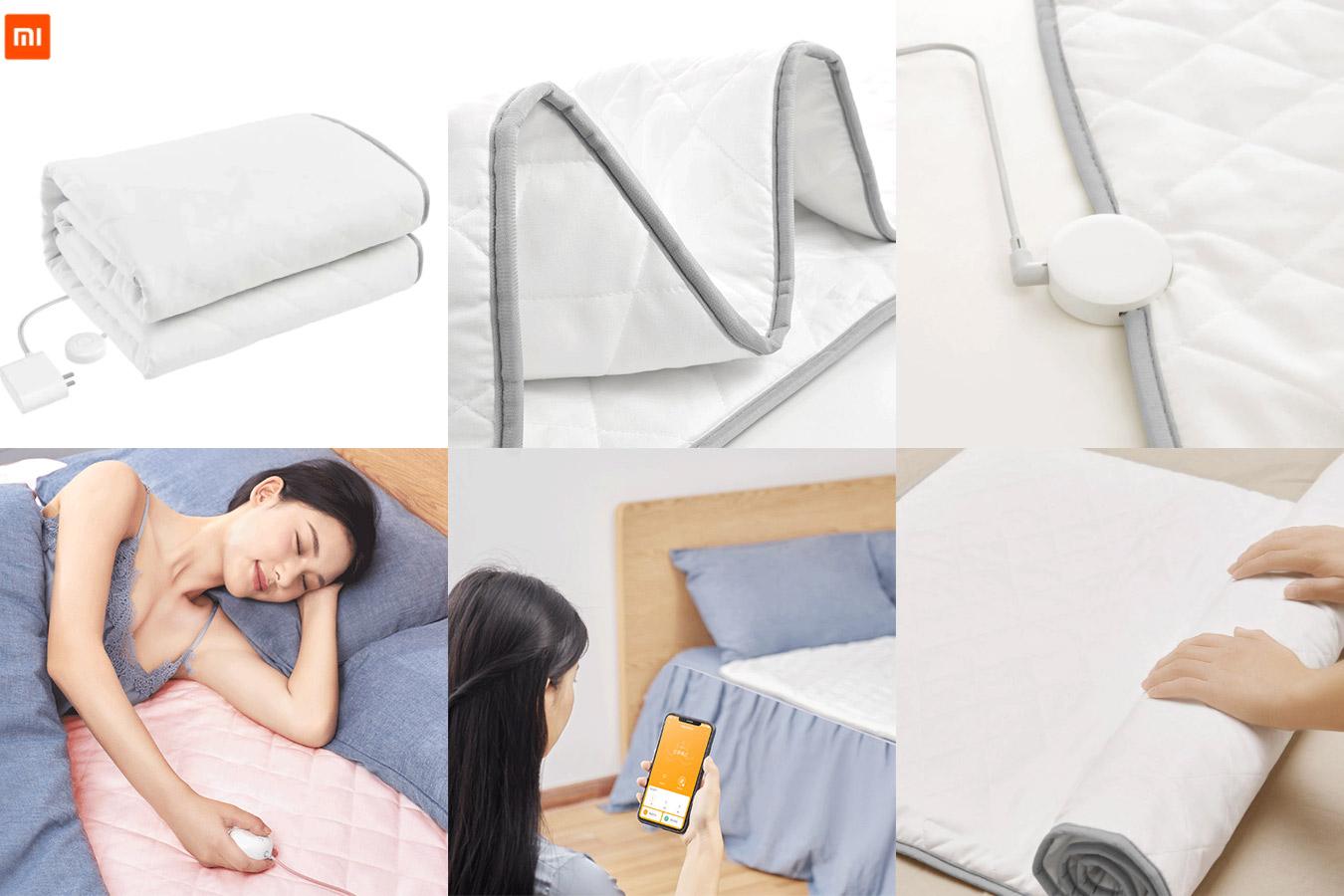 Умное электрическое одеяло