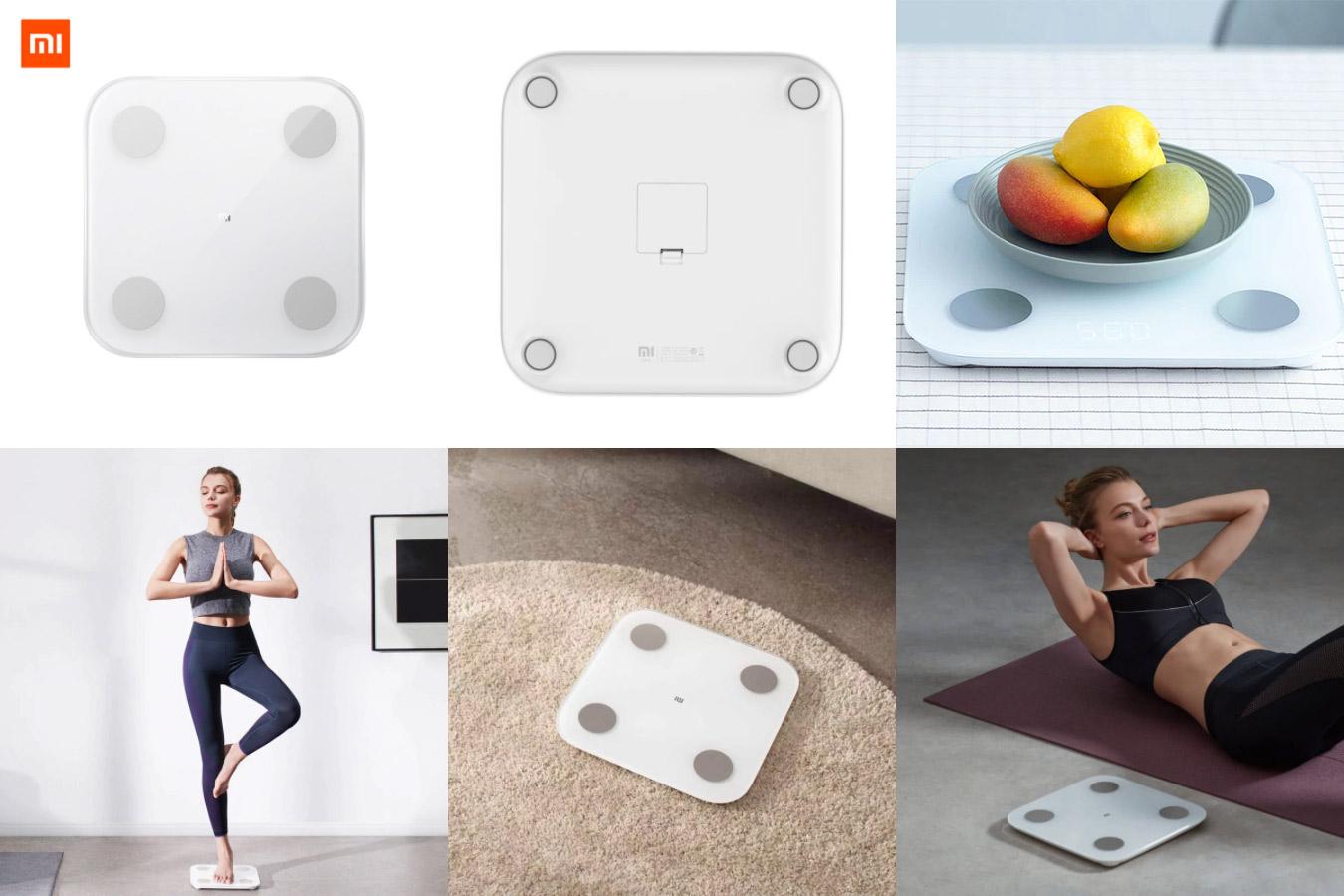 Оригинальные смарт-весы Xiaomi