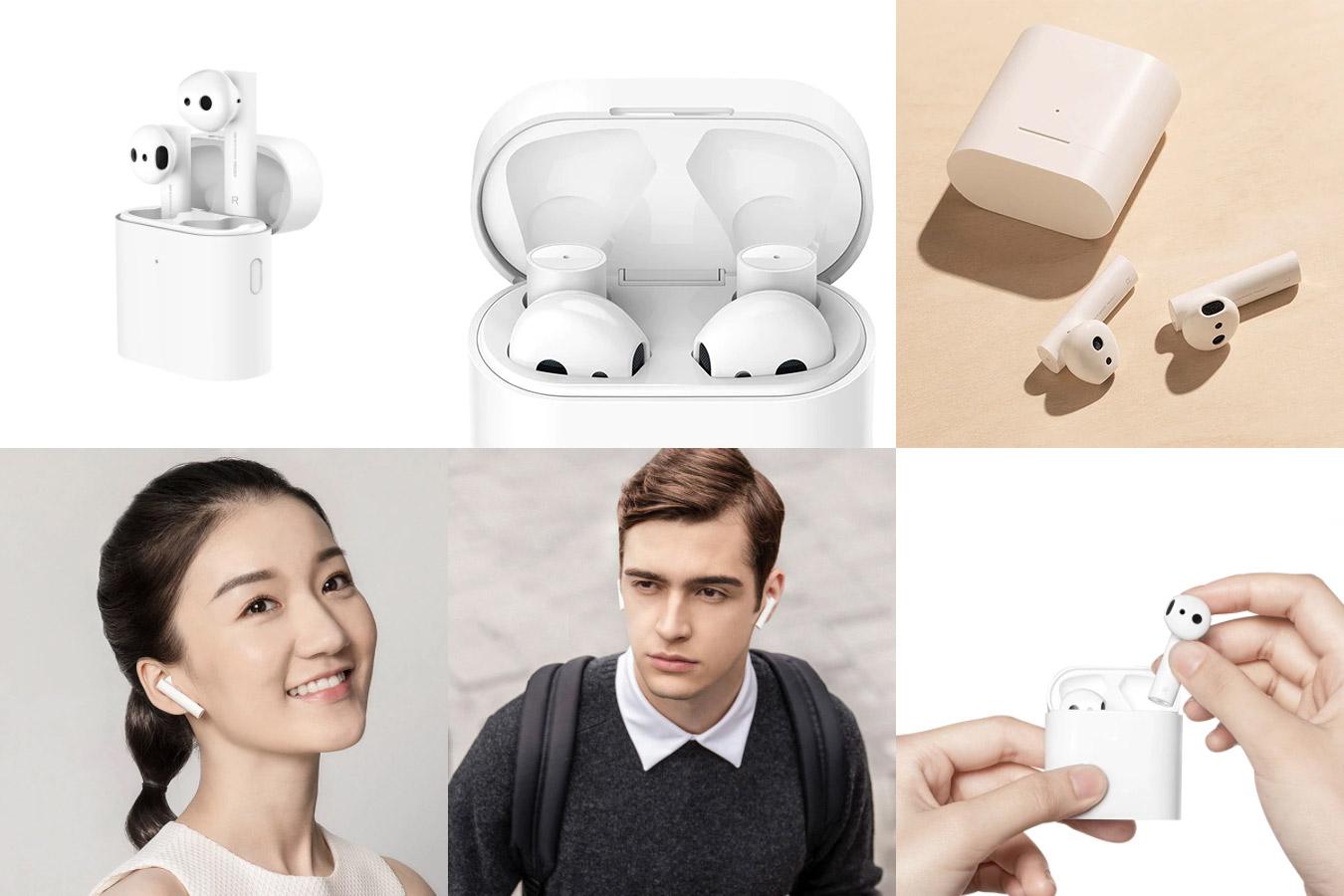 Беспроводные наушники Xiaomi