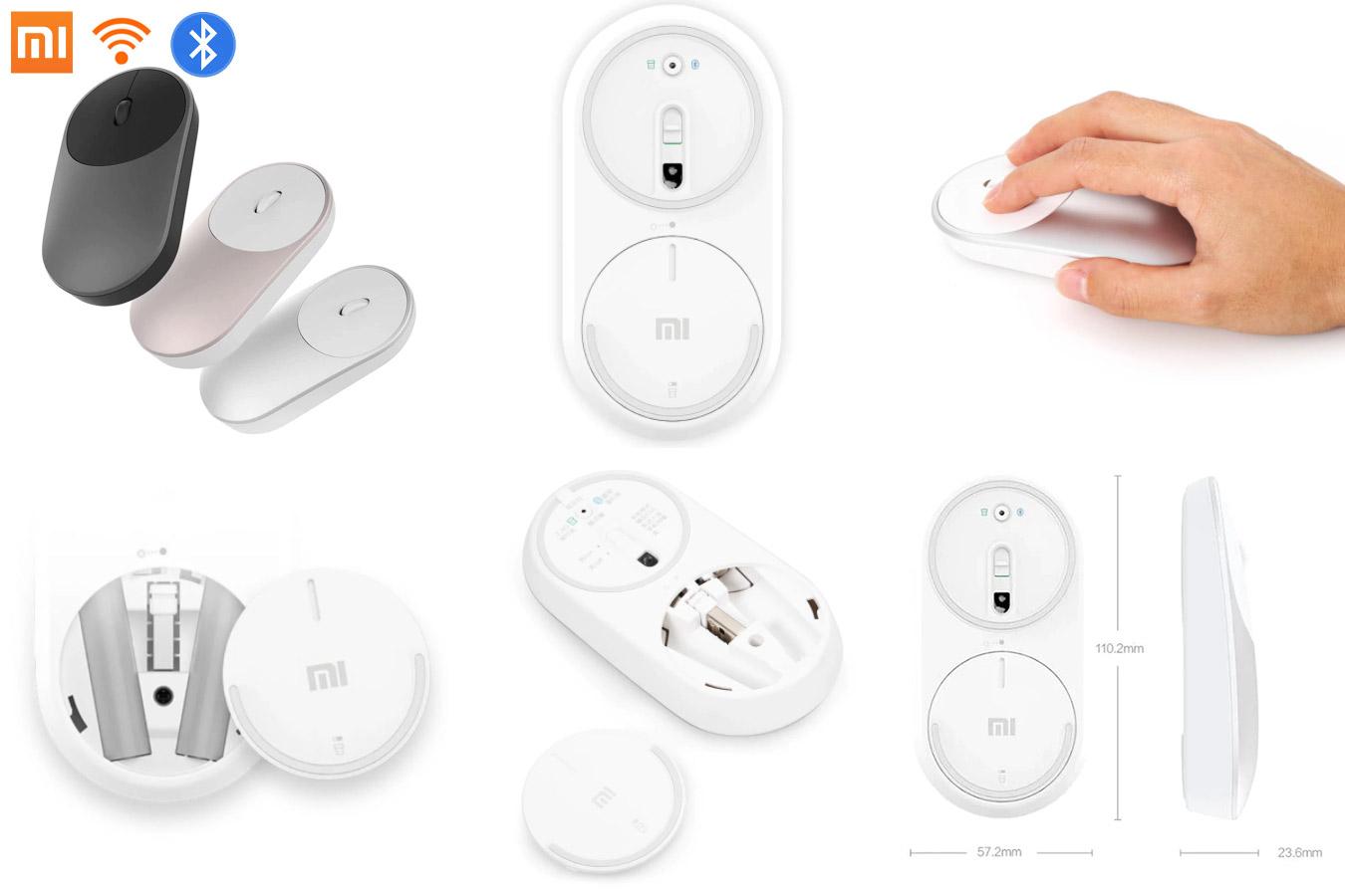 Беспроводная компьютерная мышь Xiaomi