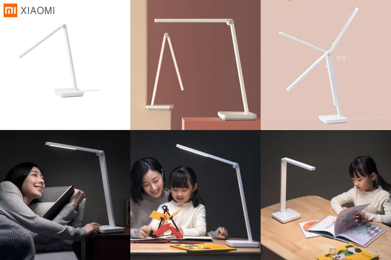 Настольная лампа lite LED