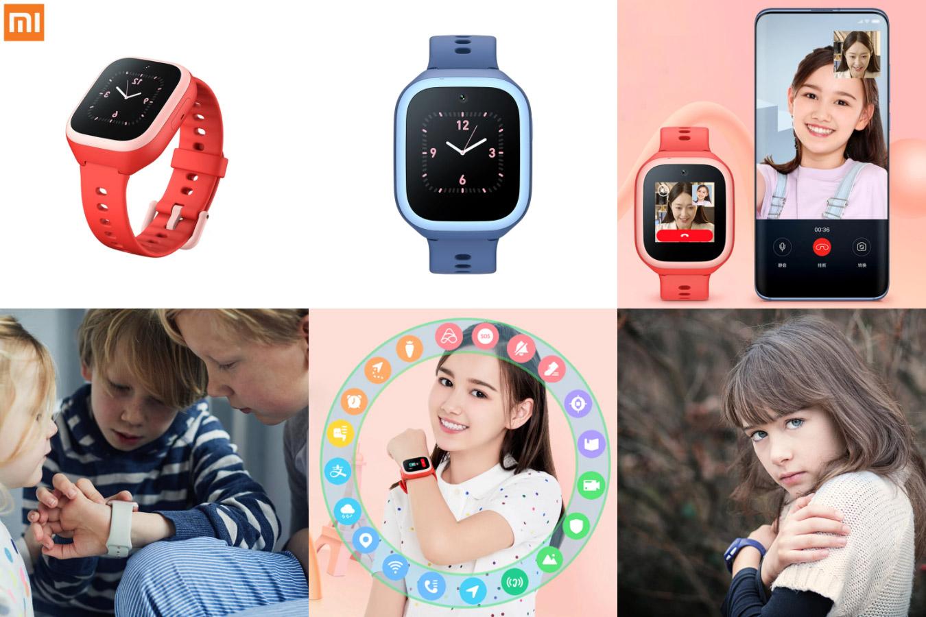 Xiaomi Mitu детские часы