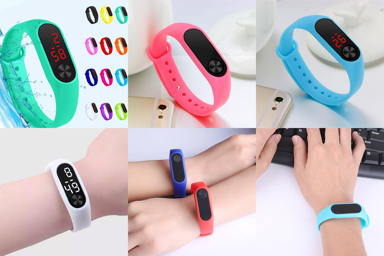 Электронные часы для детей