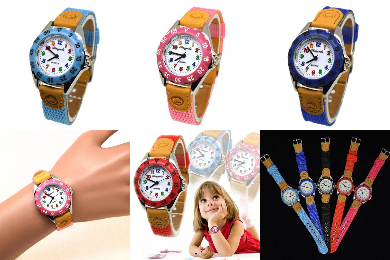 Наручные детские часы