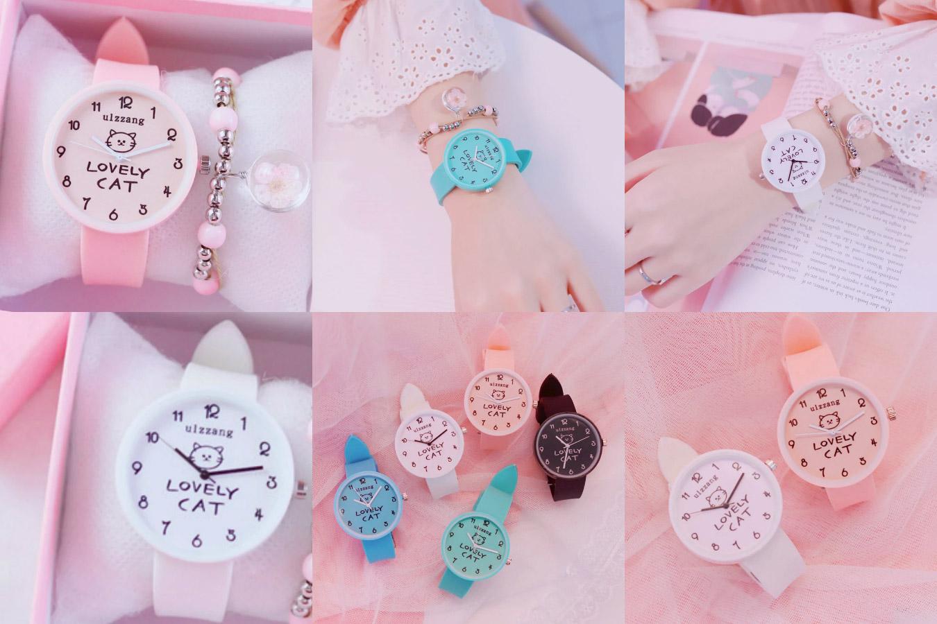 Часики для девочек