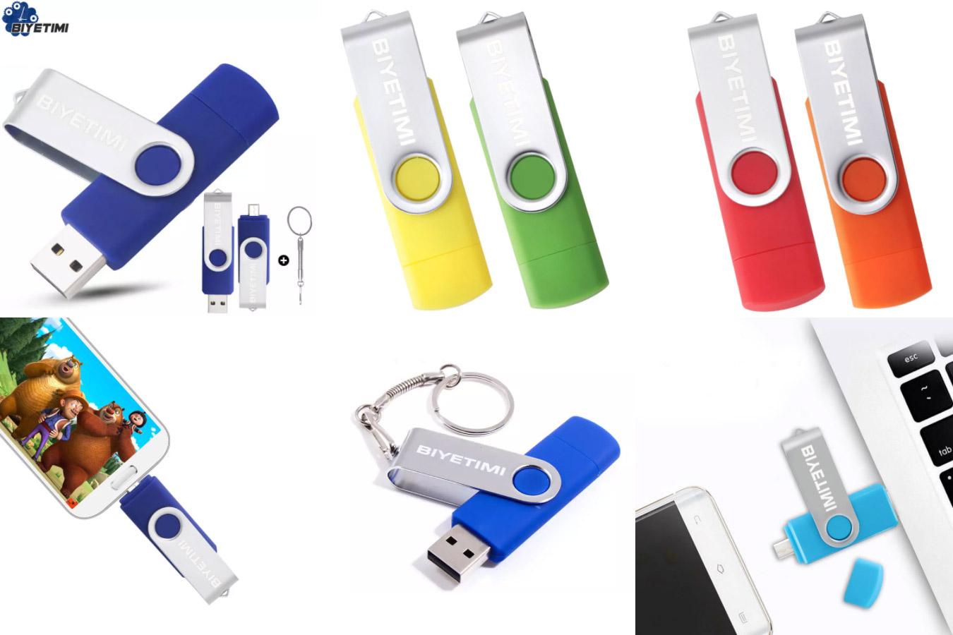 Многофункциональная USB флешка