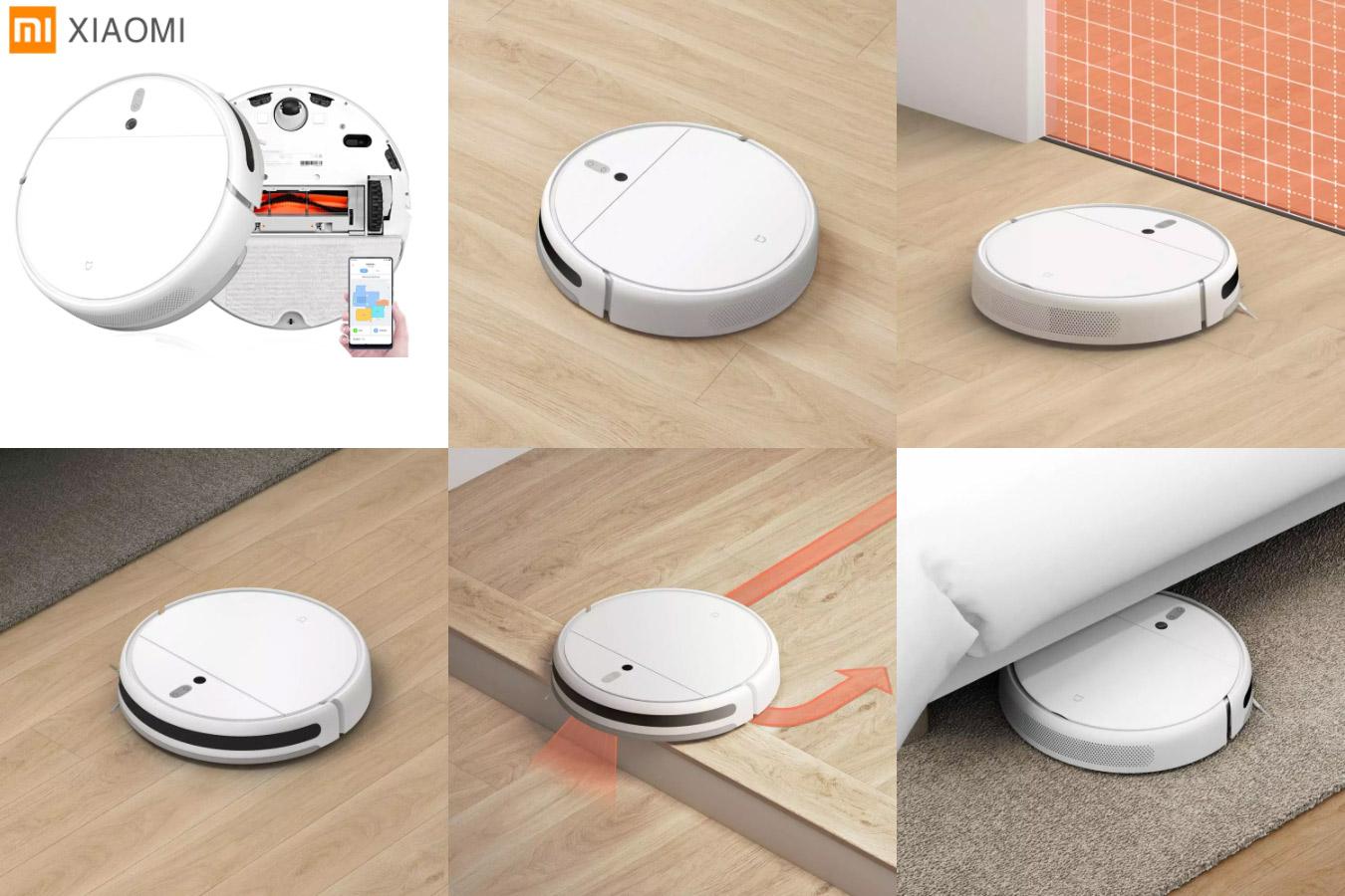 Робот-пылесос XIOMI