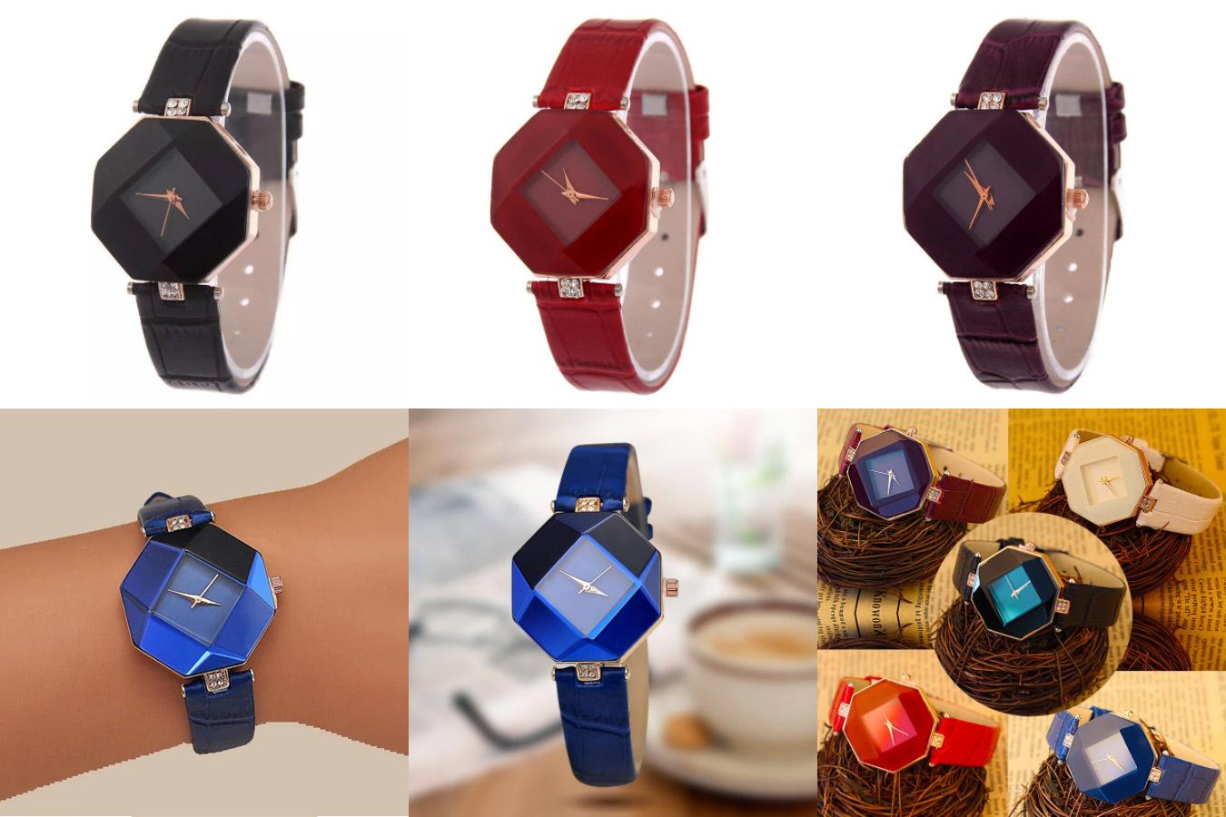 Необычные наручные часы для женщин