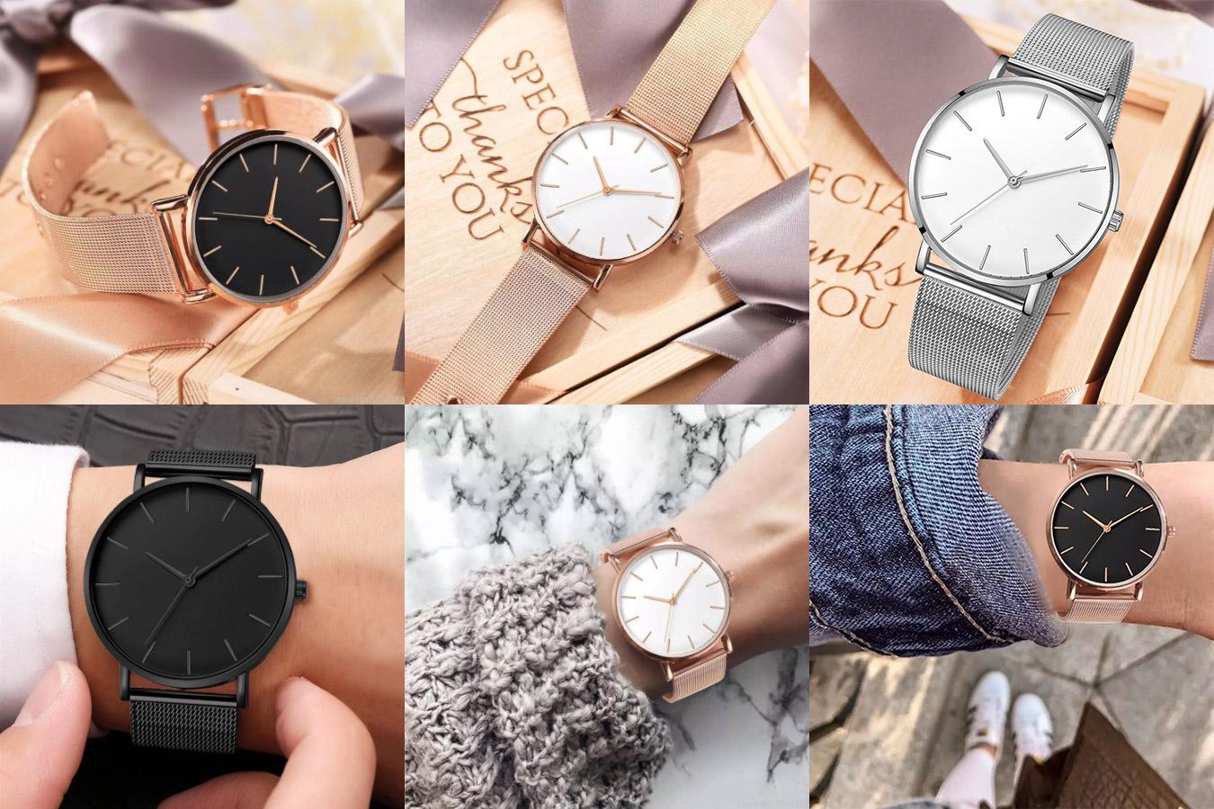 Практичные женские часы