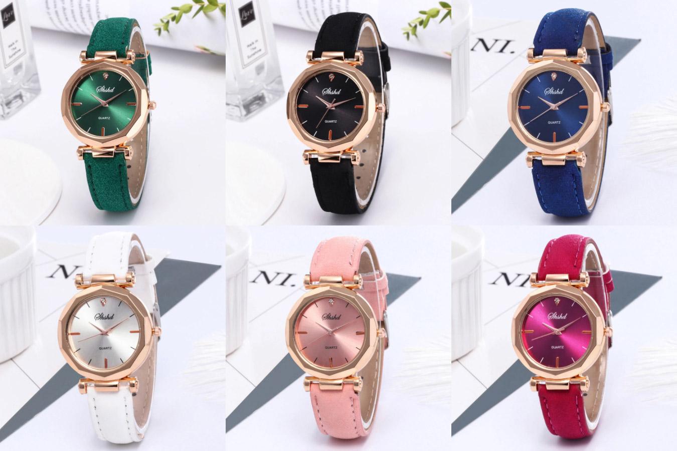 Модные женские часы с алиэкспресс