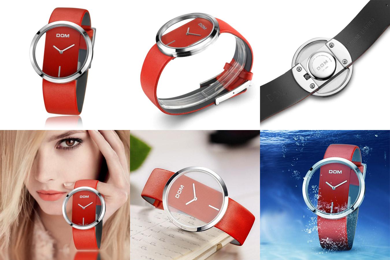 Женские часы DOM