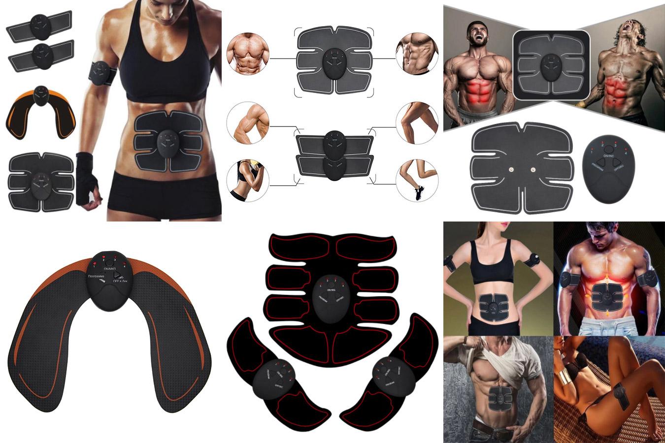 Комплексный стимулятор мышц