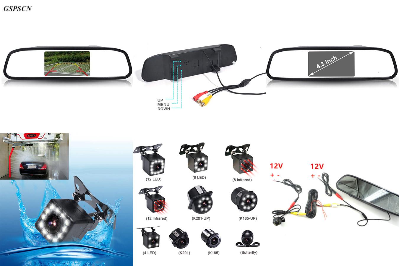 Монитор с камерой в комплекте