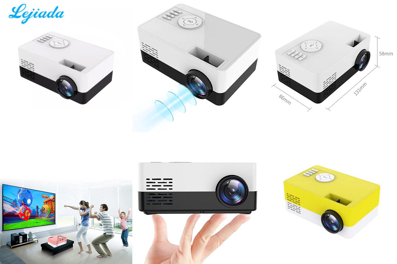 Мини-проектор с HDMI