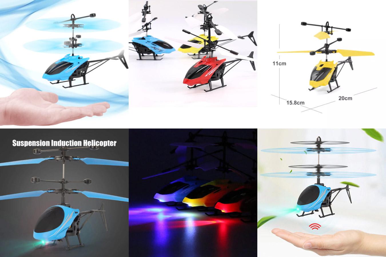 Вертолет Mini RC на дистанционном управлении