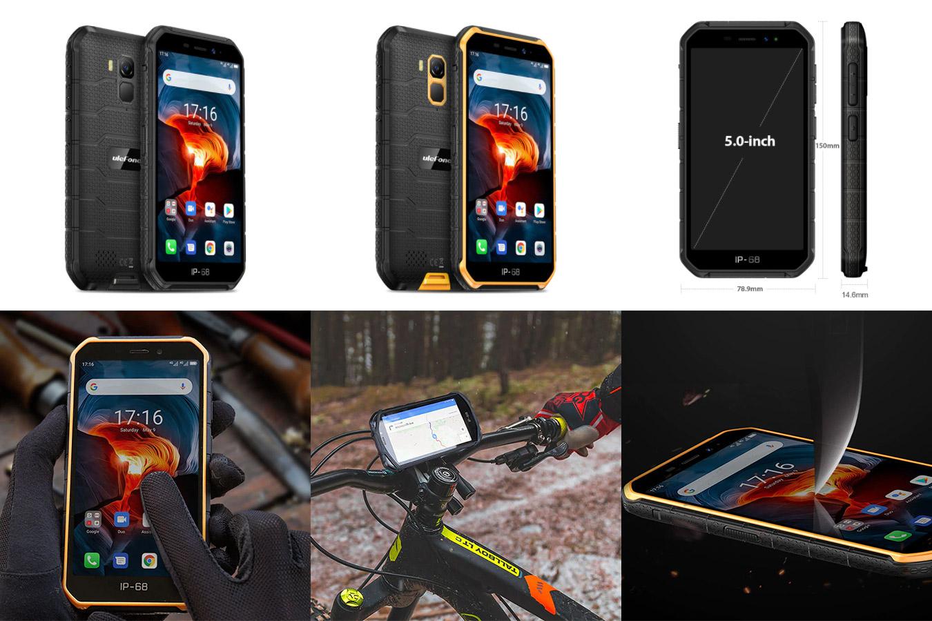 Смартфон с 2 сим-картами