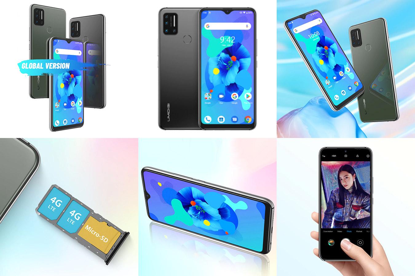 Компактный удобный смартфон