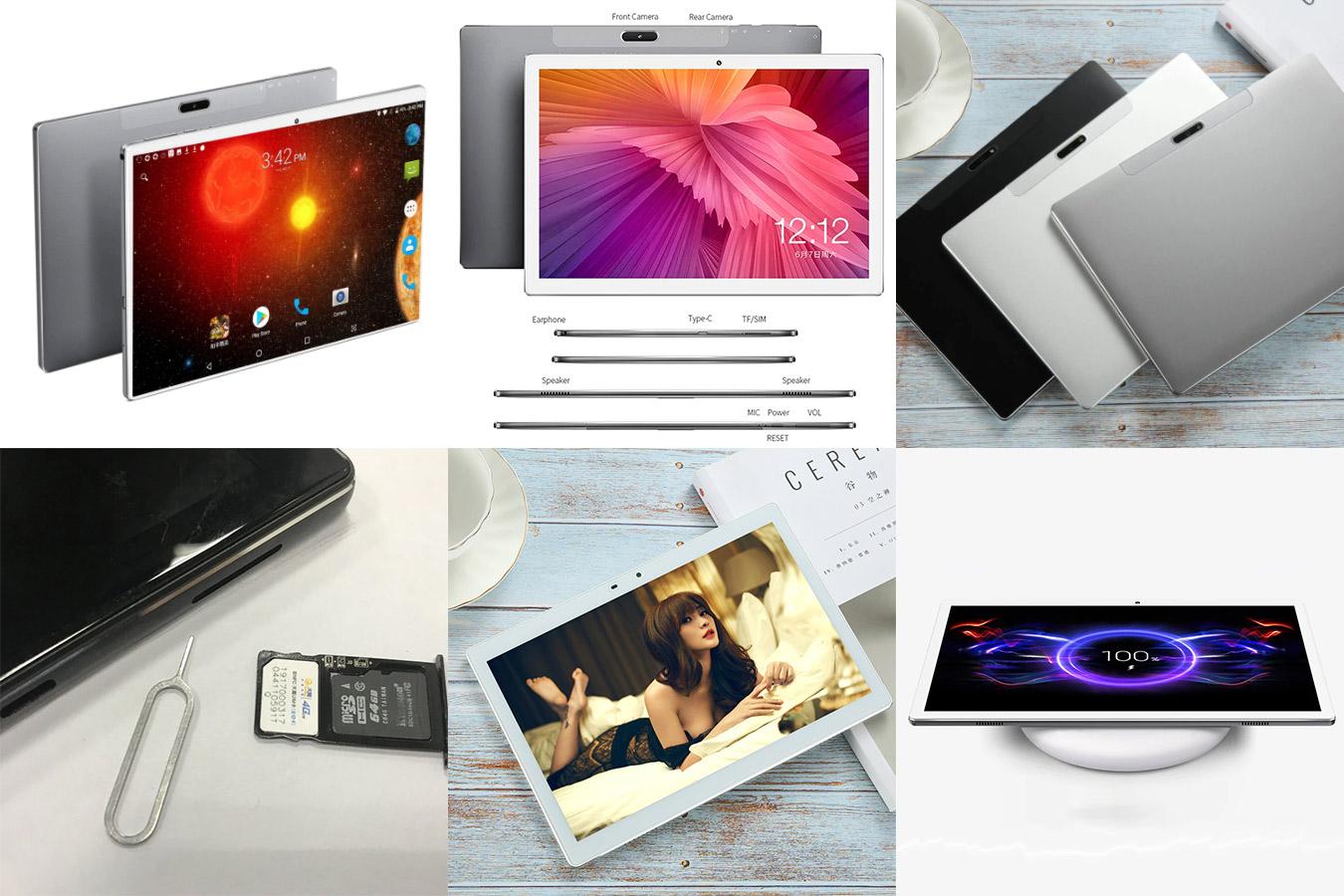 Стильный и лаконичный планшет