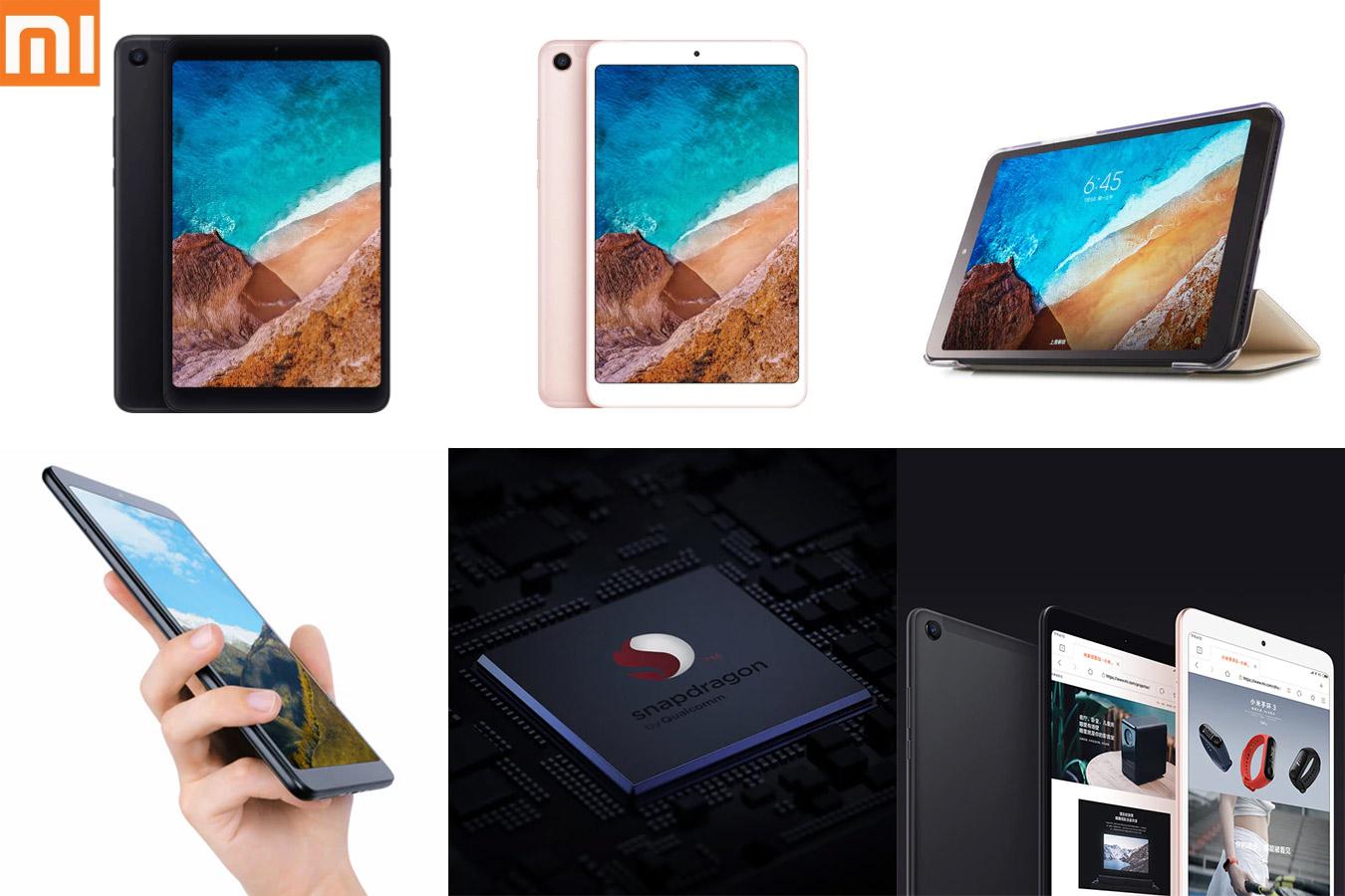 Планшет от китайского бренда Xiaomi