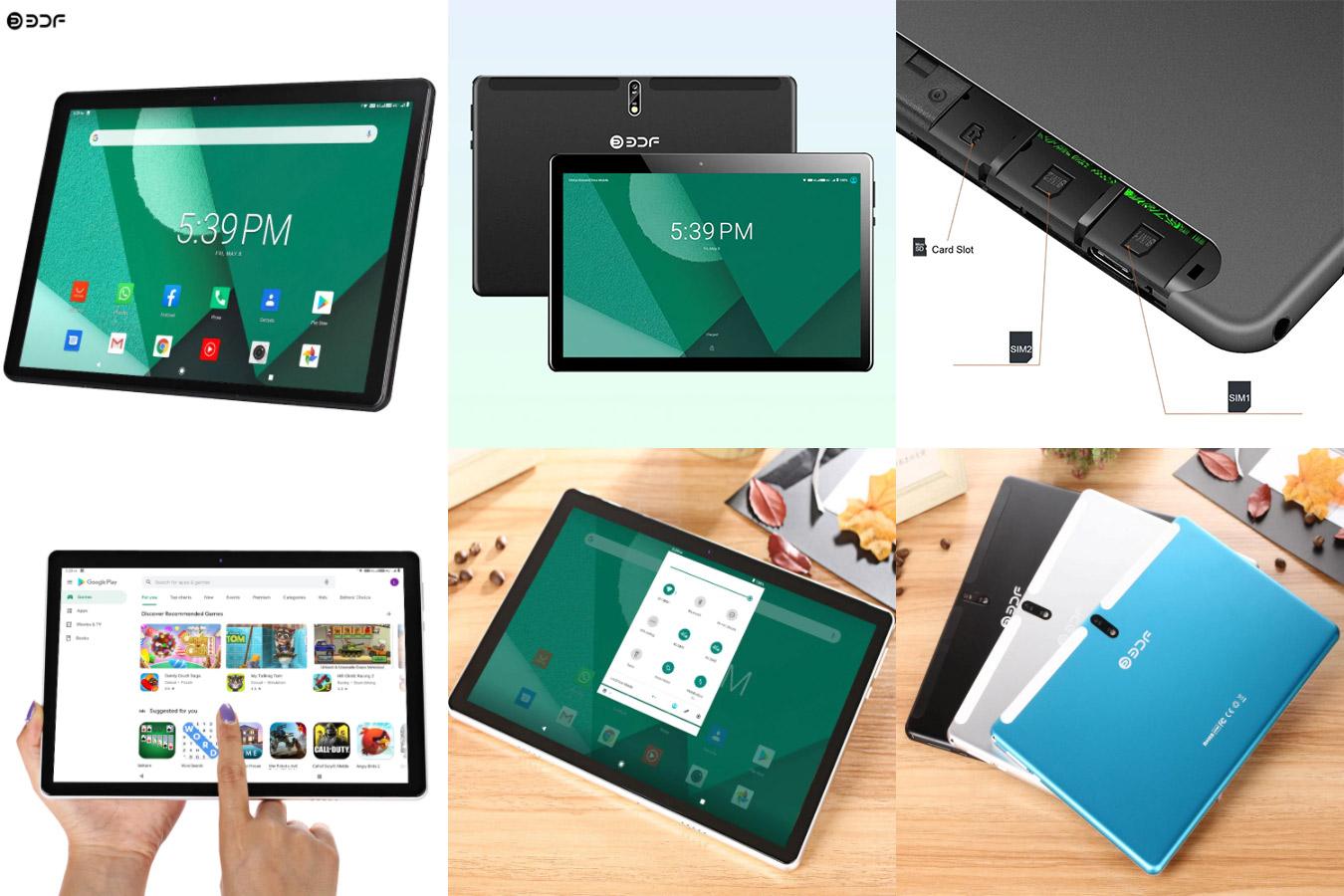 Многофункциональный и стильный планшет