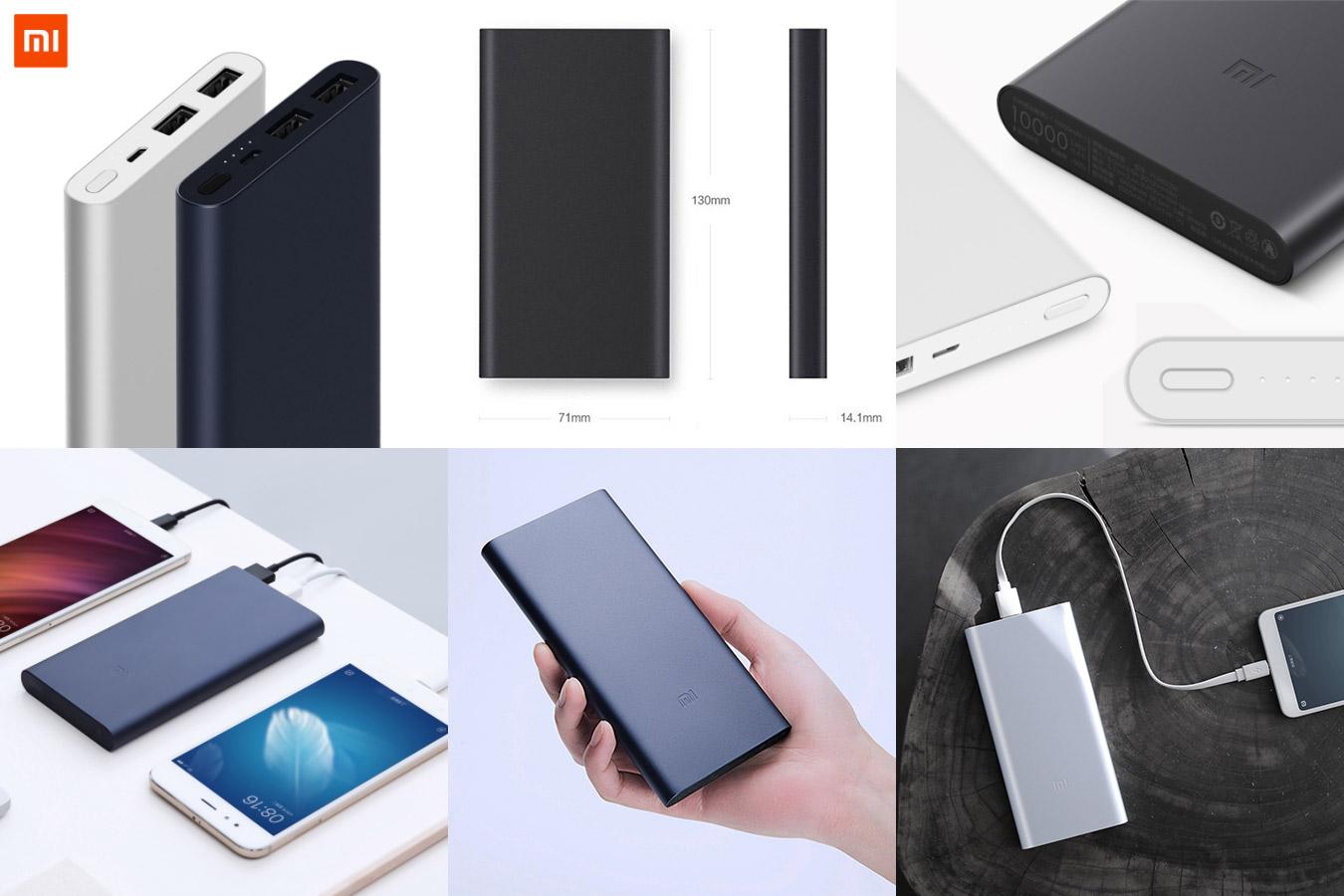 Powerbank Xiaomi с алиэкспресс