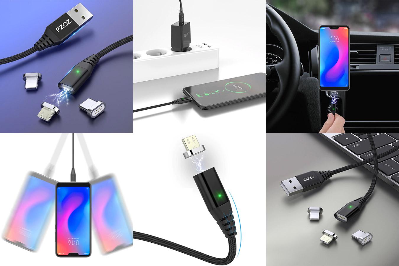 Кабель Micro usb с алиэкспресс