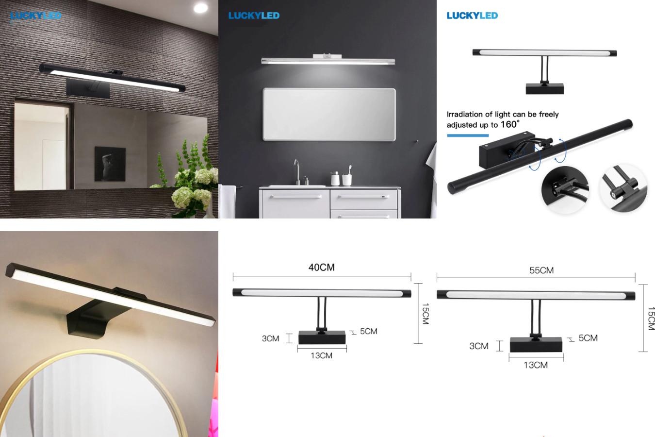 Современная светодиодная лампа