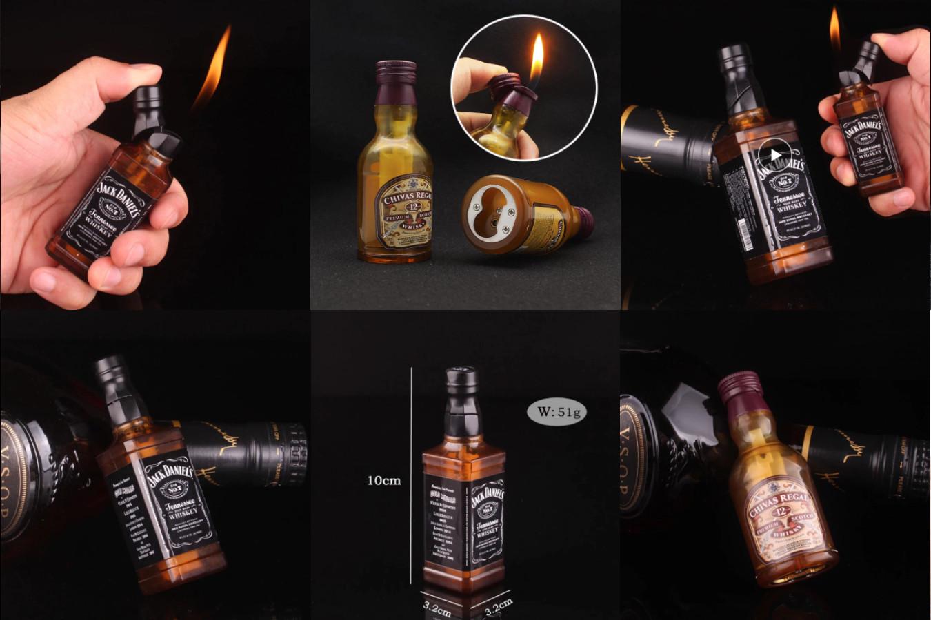 Оригинальная газовая зажигалка