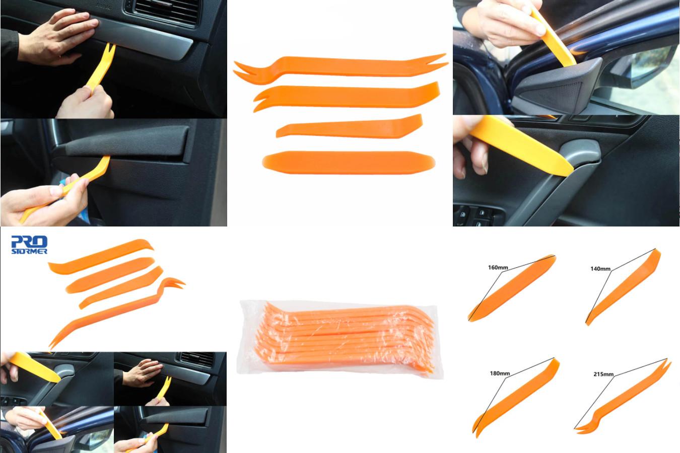 Набор для снятия отделки и панелей автомобиля