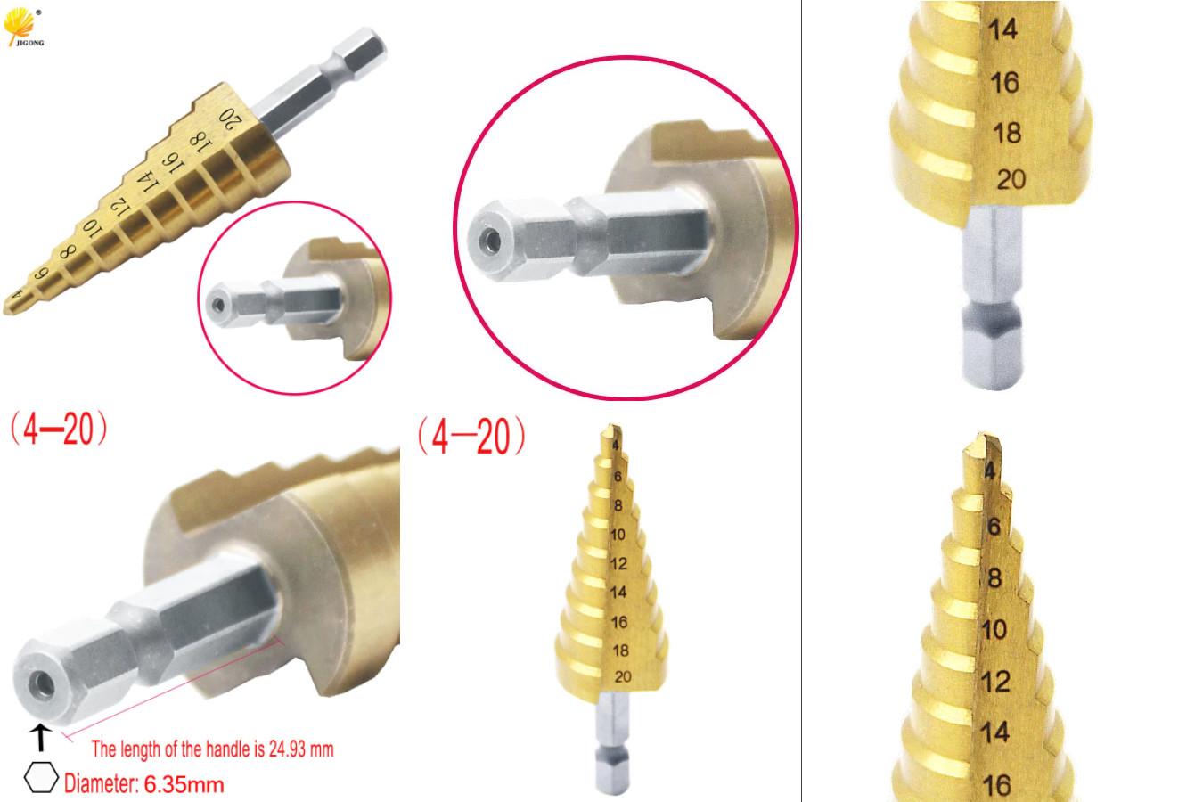 Спиральная флейта метрического вида класса HSS