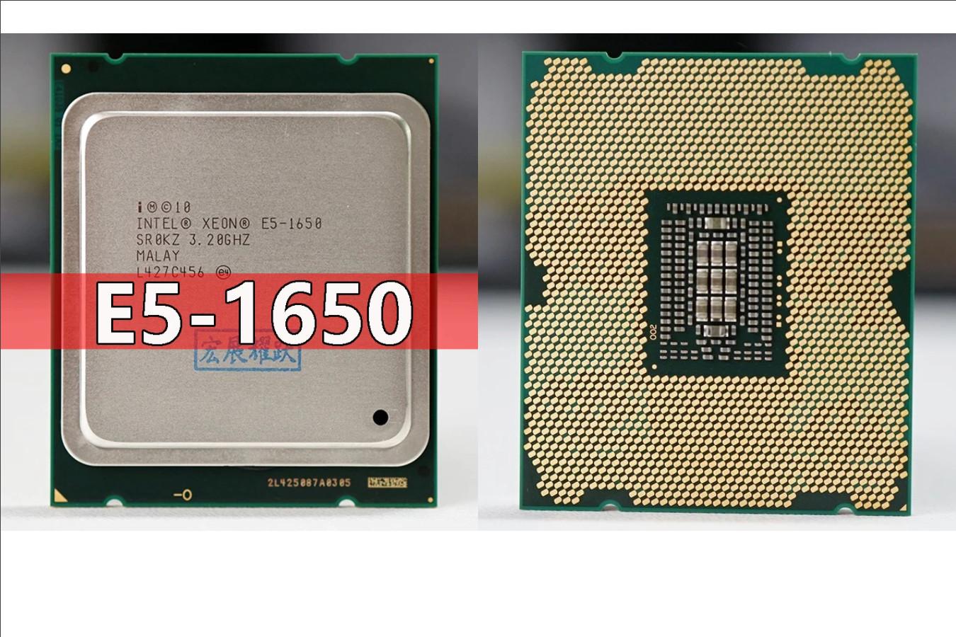 Проверенный временем — Intel Xeon E5 1650