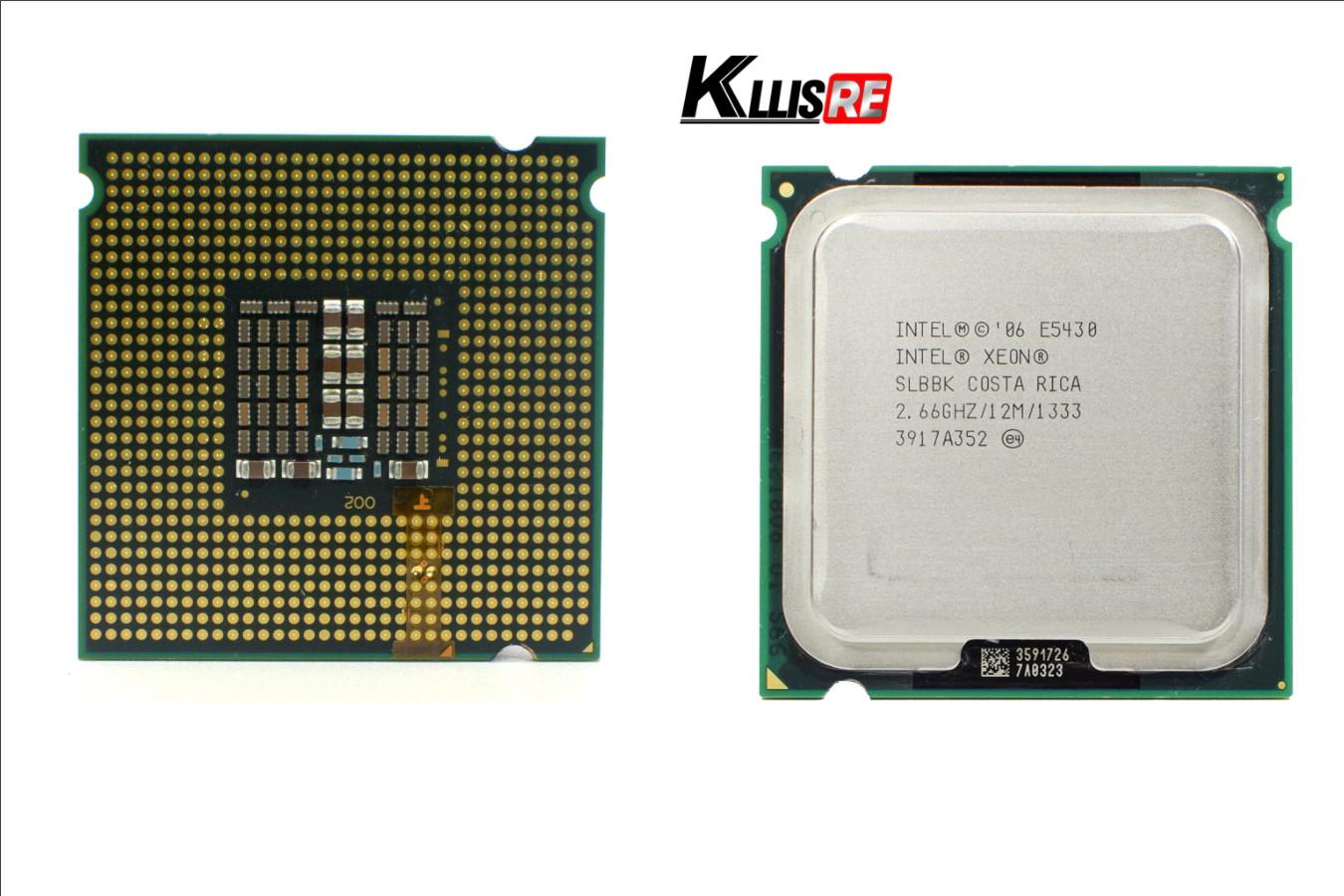 Процессор под Socket 775 — INTEL XEON E5430
