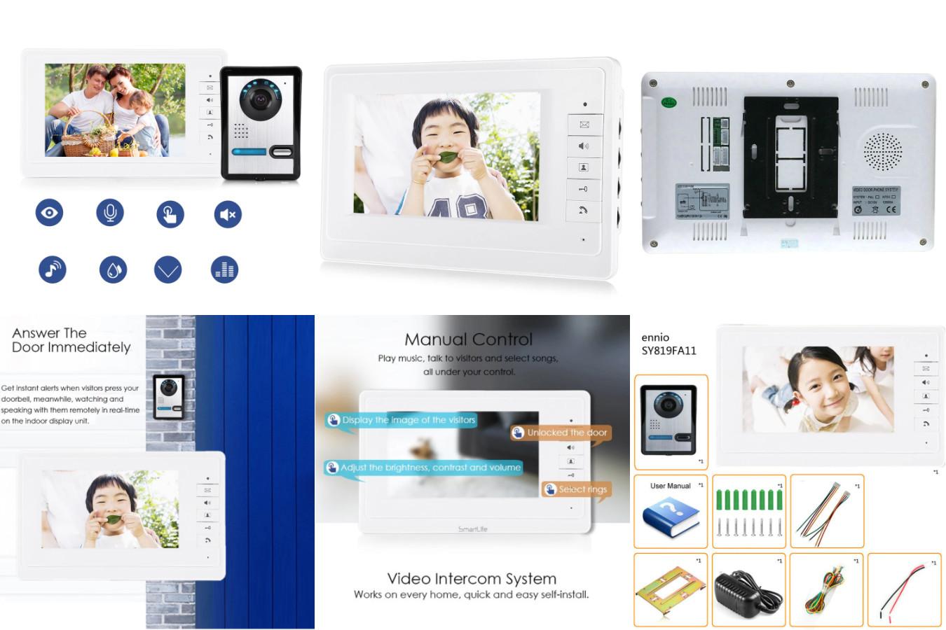 Устройство с цветным экраном — FIMEI