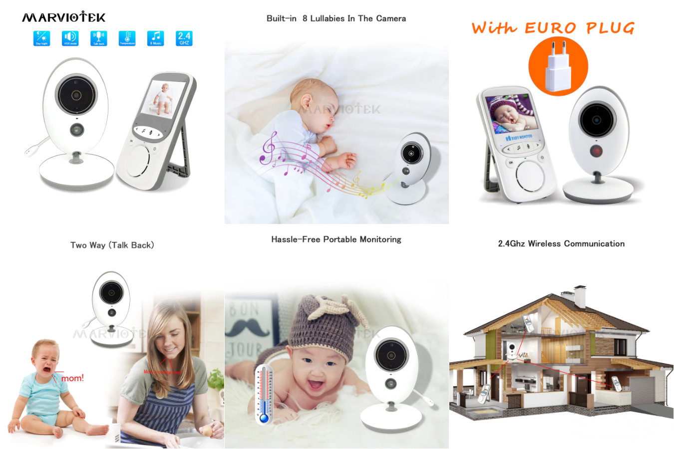 Устройство с чувствительным микрофоном — MARVIOTEK VB605