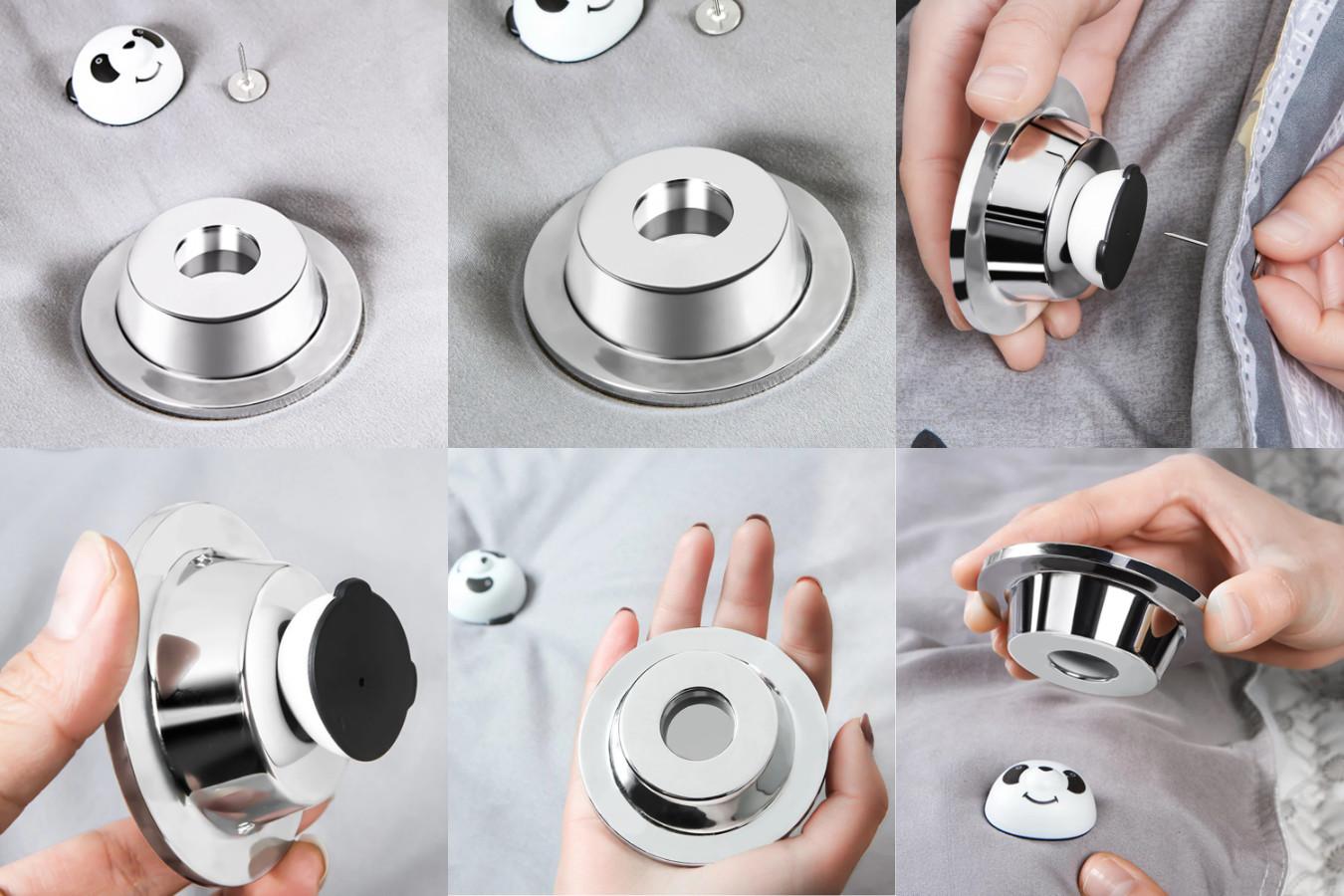 Неодимовый магнит, способный снимать блокировку безопасности на товарах