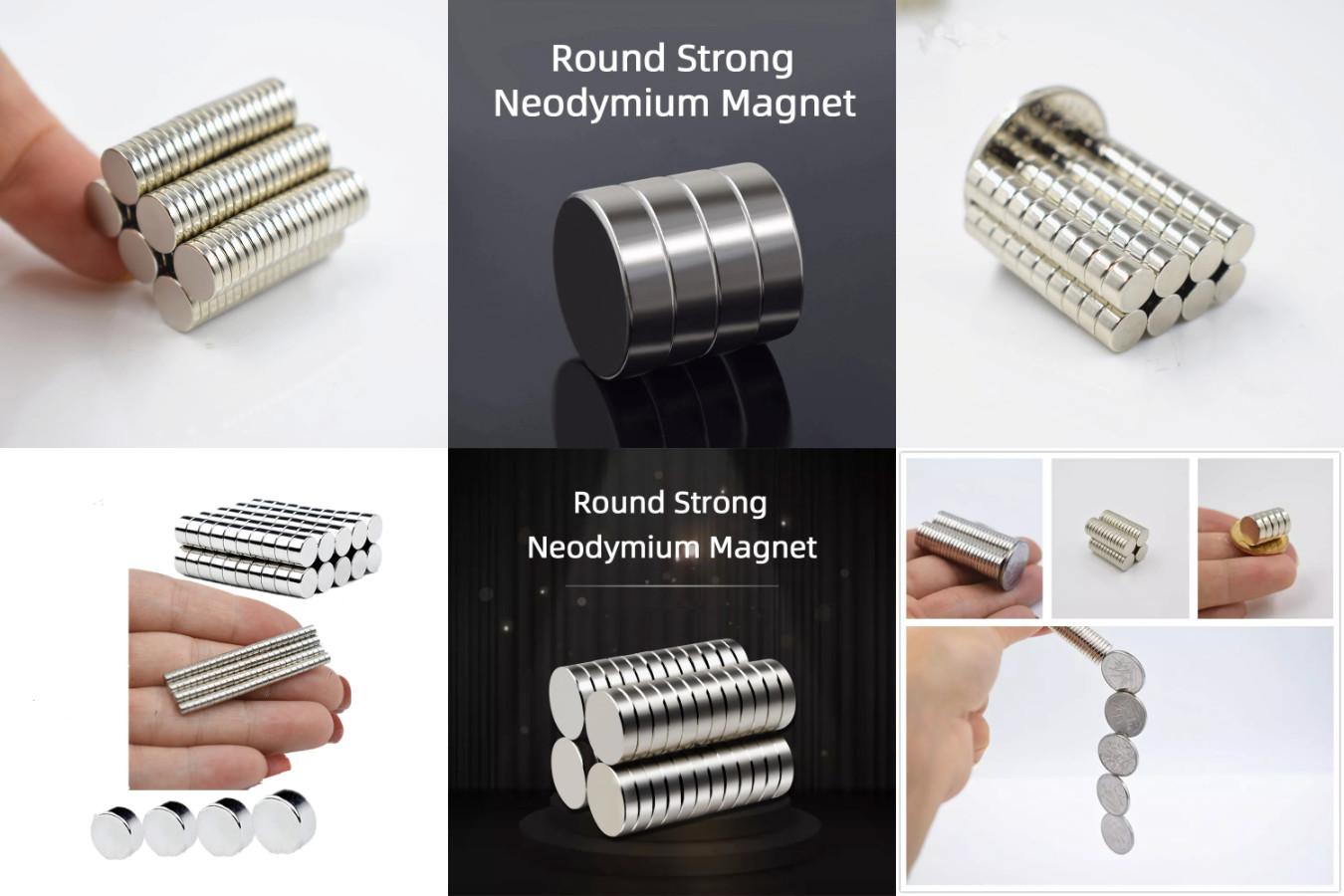 Очень качественно изготовленные магниты из неодима