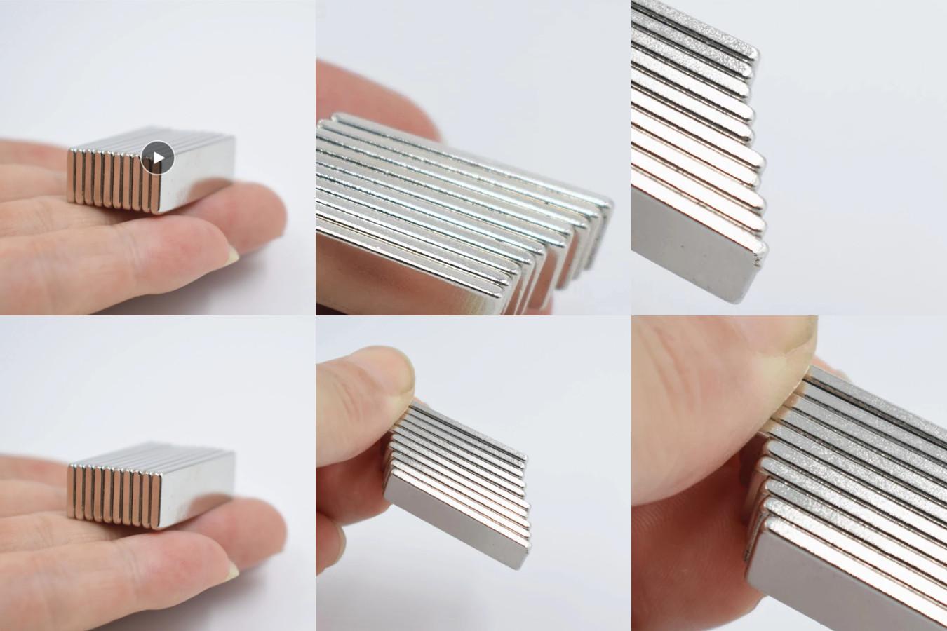 Прямоугольные неодимовые магниты для динамиков