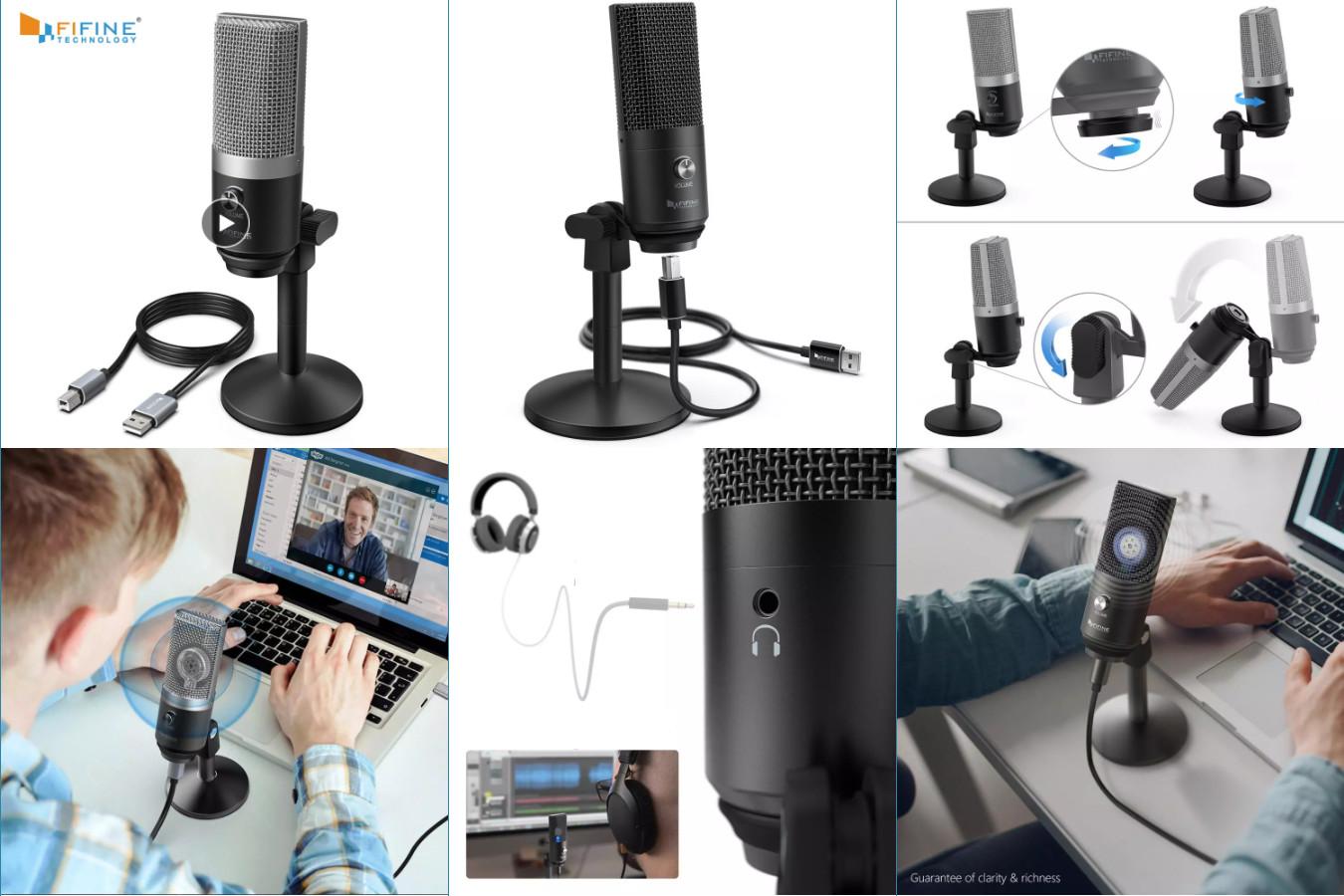 Микрофон, который является самым популярным у стримеров