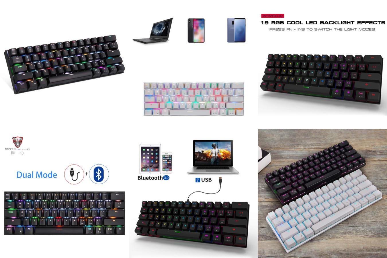 Клавиатура подходящая всем