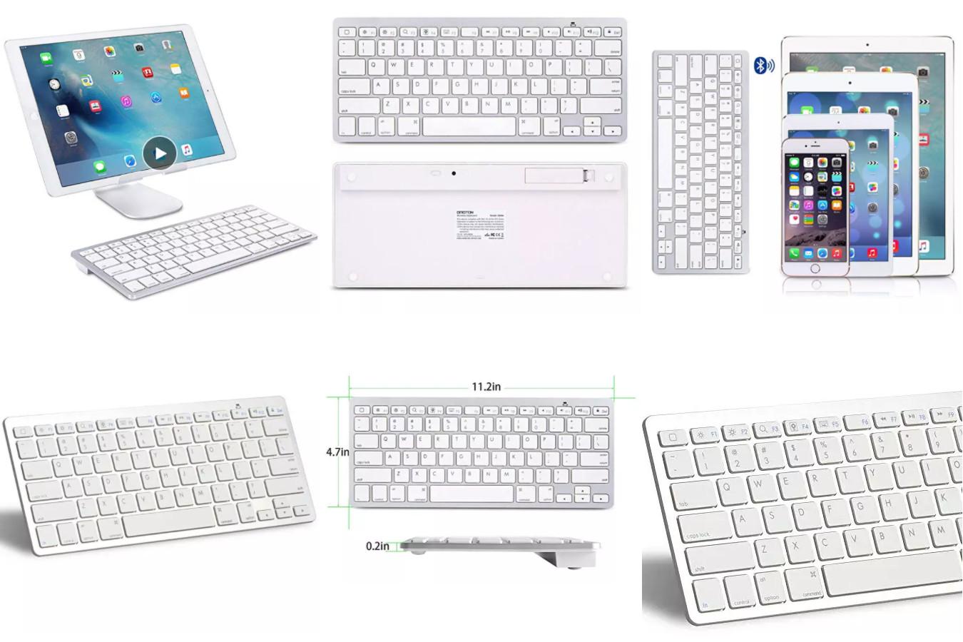 Ультратонкая клавиатура