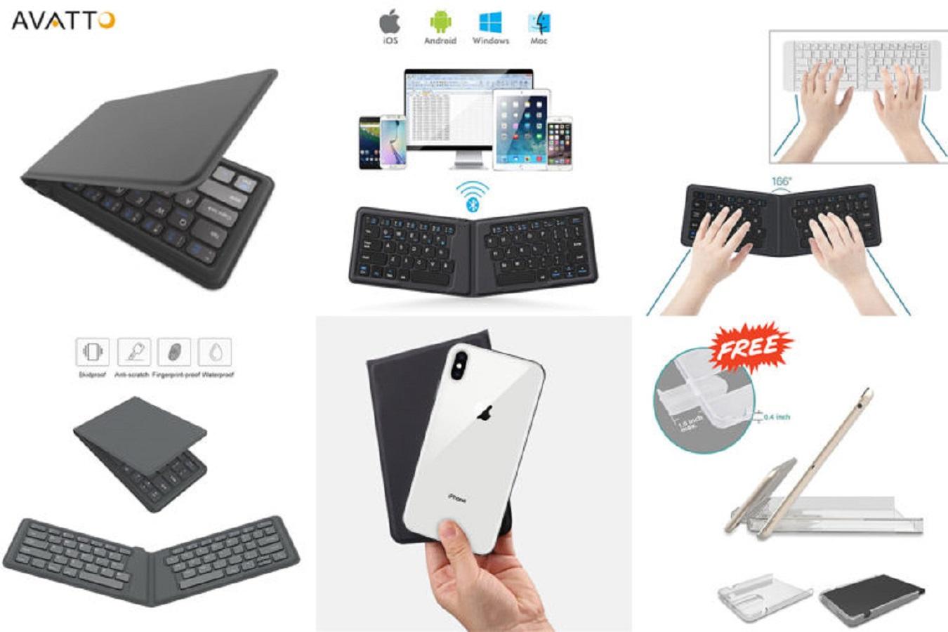 Складная клавиатура с универсальным применением