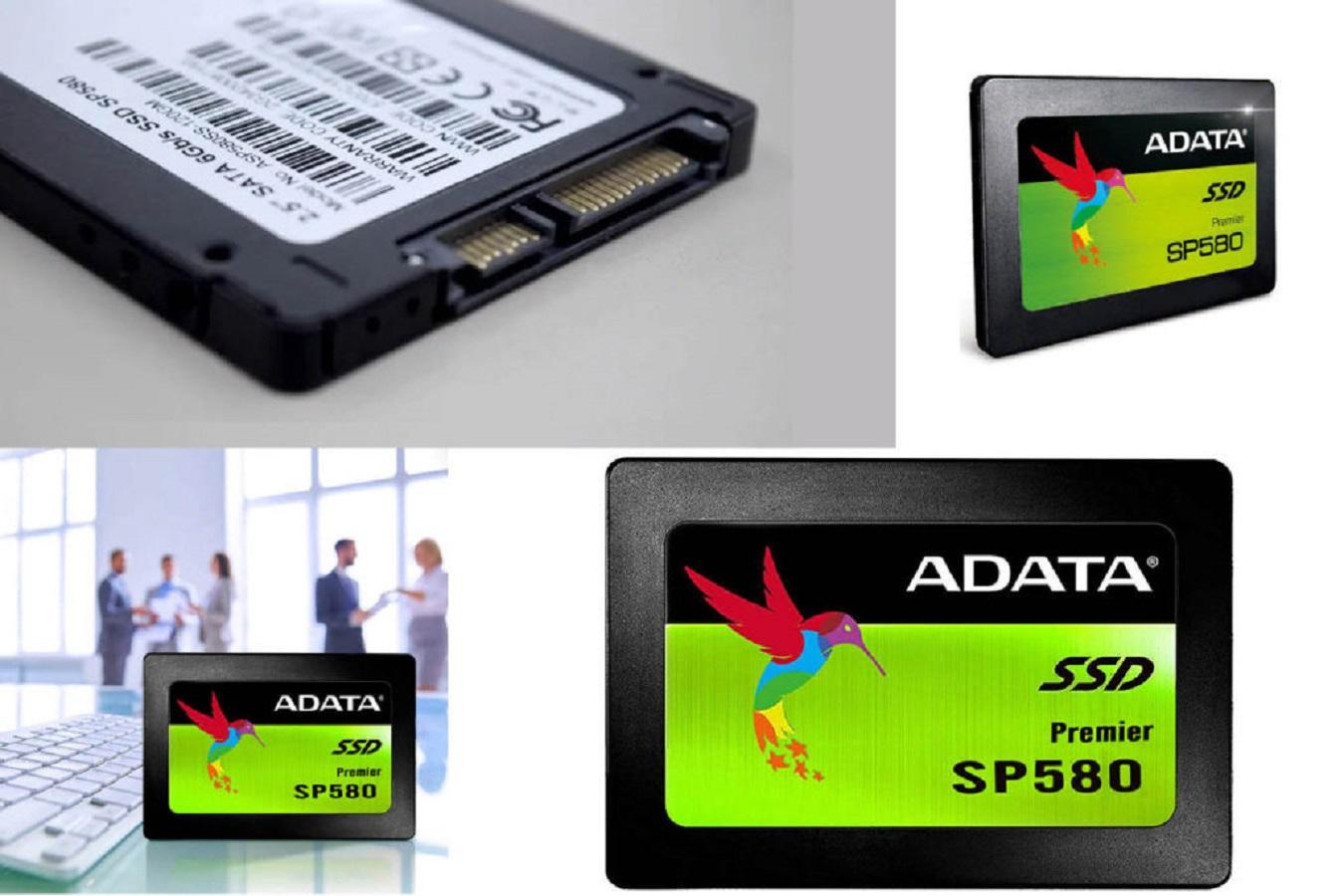 SSD-накопитель с высокой скоростью работы