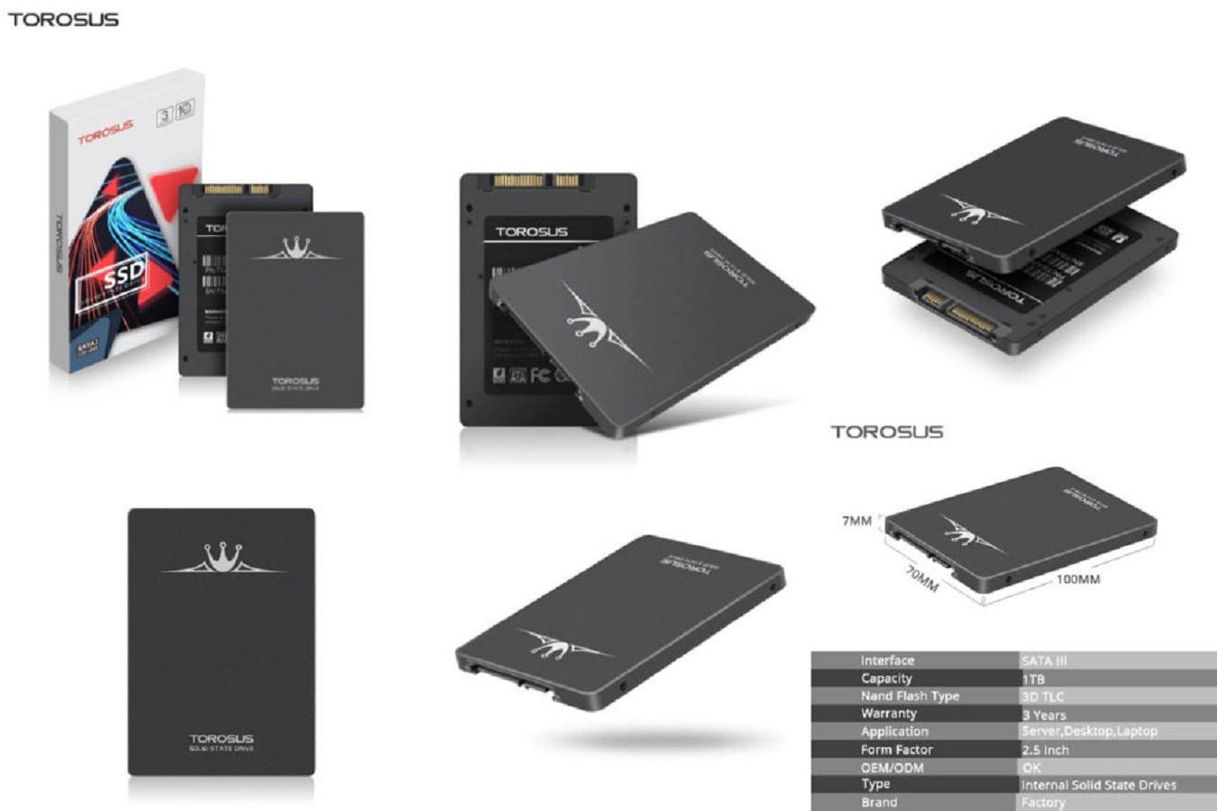 Недорогой и отличный SSD-накопитель